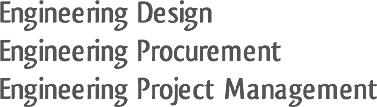 Engineering Design Engineering Procurement Engineering Project Management